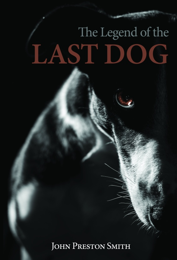 The Last Dog cover only