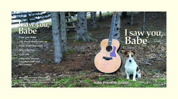 New cd cover for John.jpg